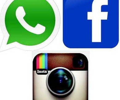 WhatsApp y redes sociales