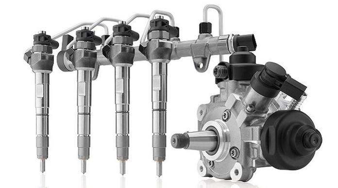 cambio de inyectores en Taller Huracan motor leganes
