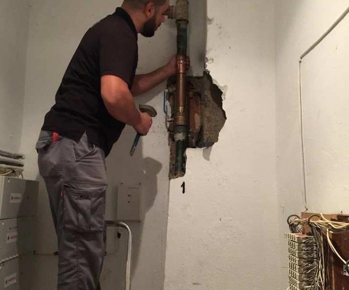 Fontanería: Servicios de Servicios Integrales Marbella