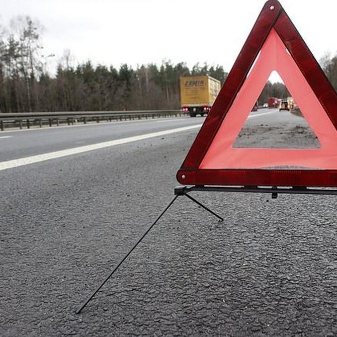 ¿Qué hacer si tienes una avería en medio de la carretera?