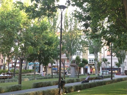Iluminacion Exterior Parque san Juan Bosco