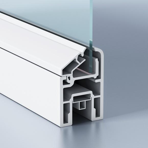 Ventana de hoja oculta: Productos de Aluminis Solé