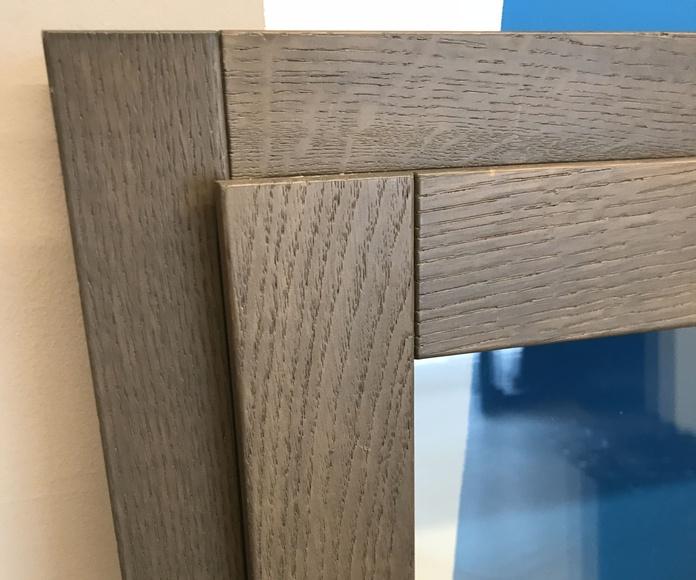 Ventanas de madera: Productos y servicios de Tancaments Cusidó