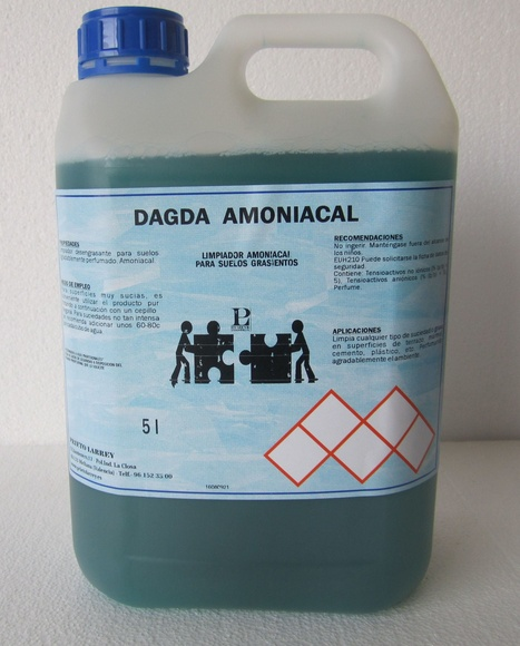 DAGDA AMONIACAL