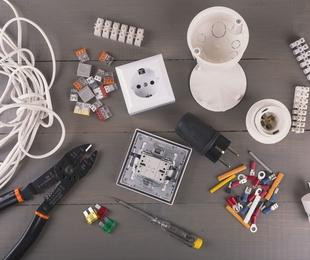 Materiales eléctricos