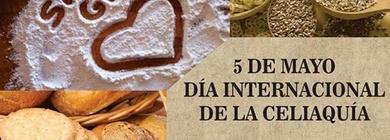 5 de mayo día internacional de la celiaquía