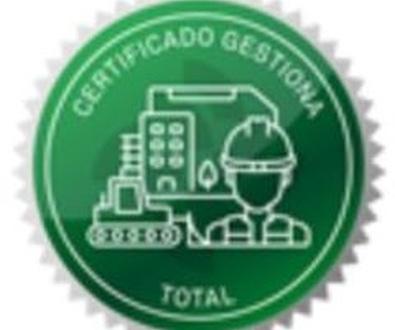 Certificado de Calidad Documental Gestiona.
