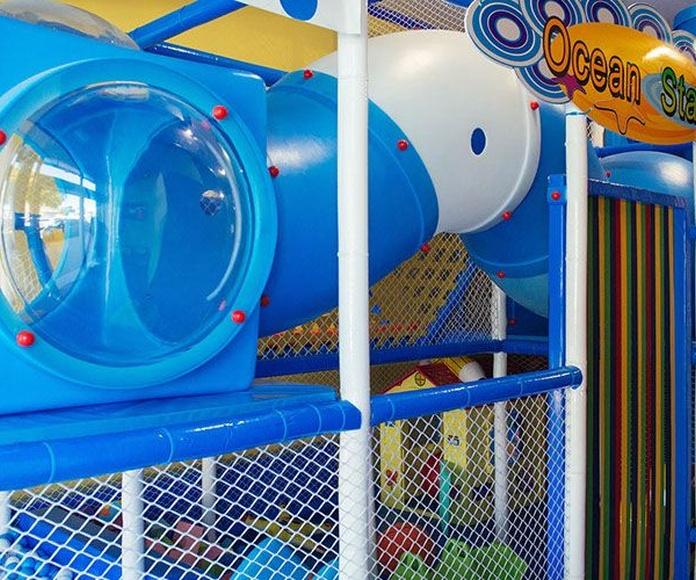 Parque infantil: Carta y servicios de Happy Castell