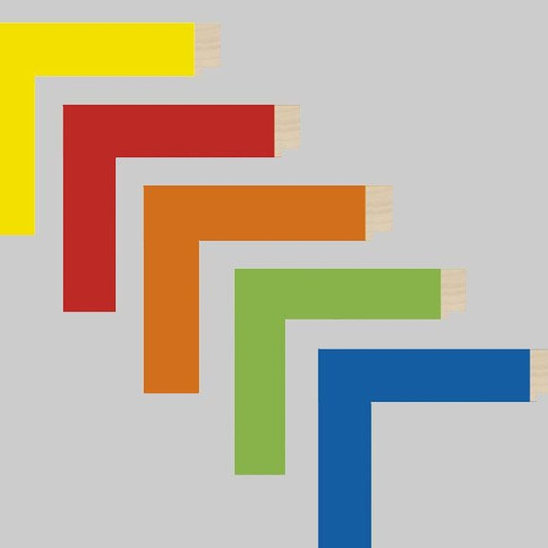 Molduras de colores: Catálogo de Tot en Marcs