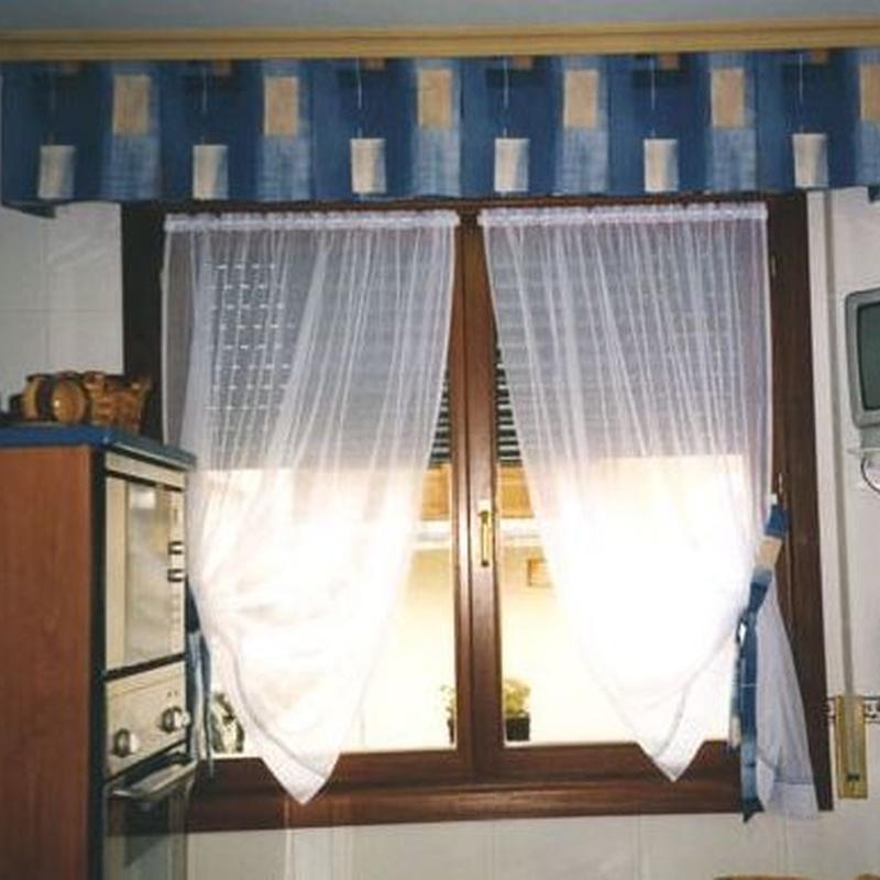 Visillos: Catálogo de Kibbutz