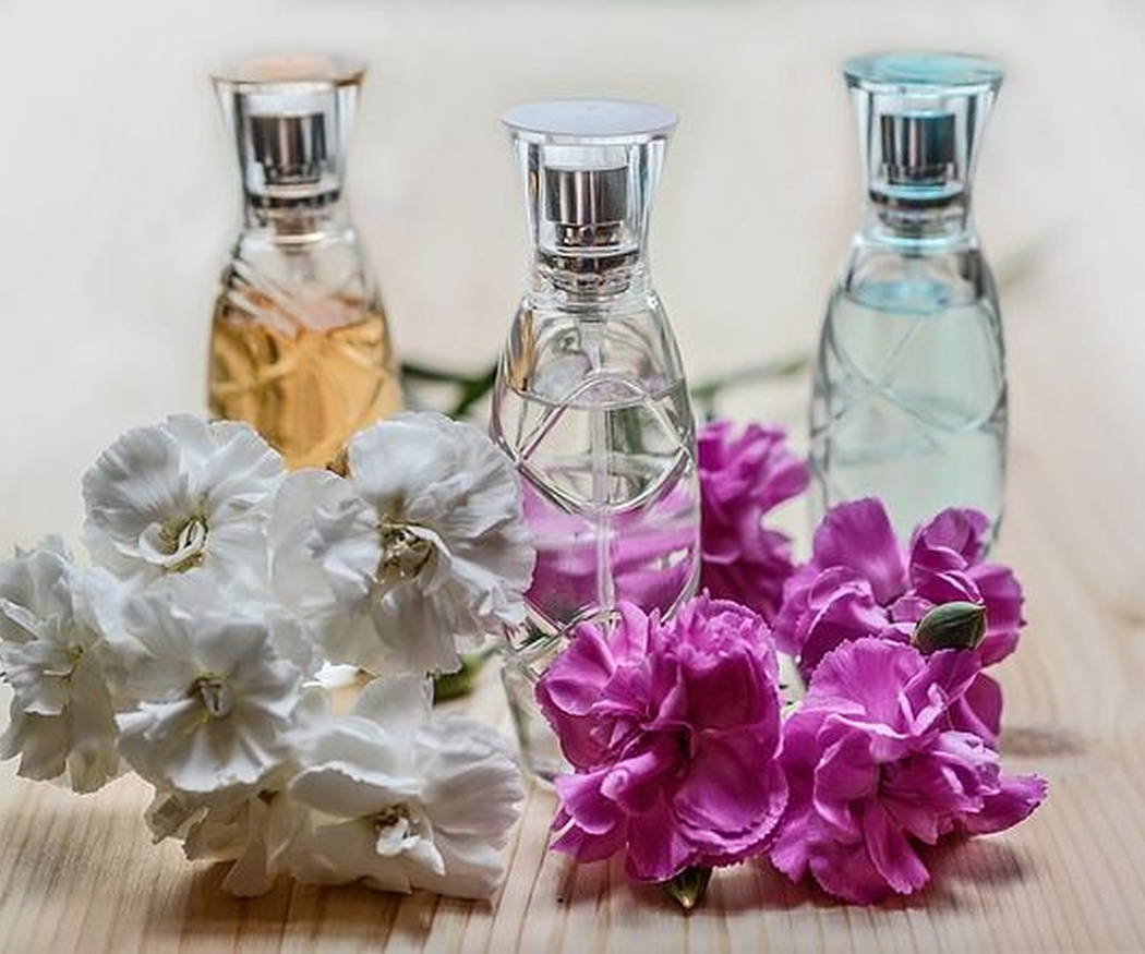 Historia del perfume en el mundo occidental