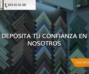 Enmarcar cuadros en Arturo Soria | 4 Ingletes Arturo Soria
