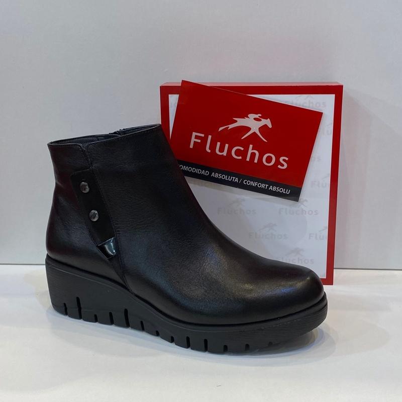 Botí de dona de la marca Fluchos: Catálogo de Calçats Llinàs