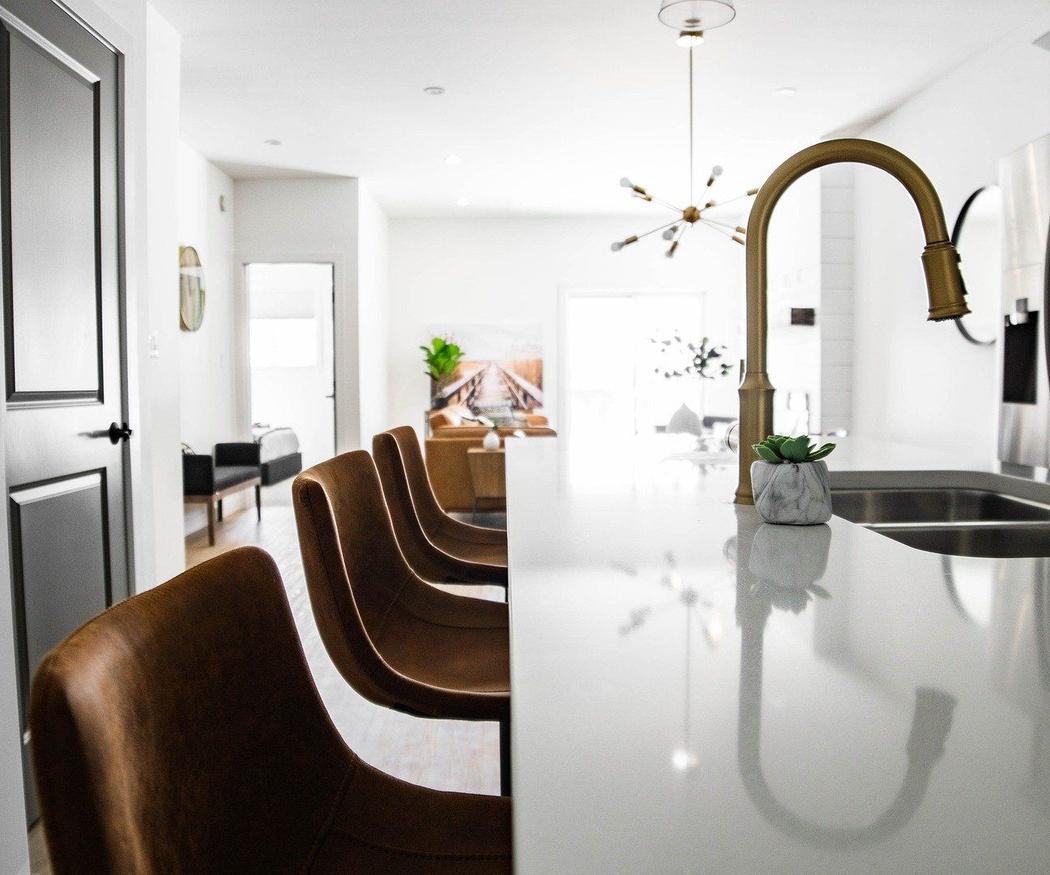¿Cómo aprovechar el espacio de tu cocina?