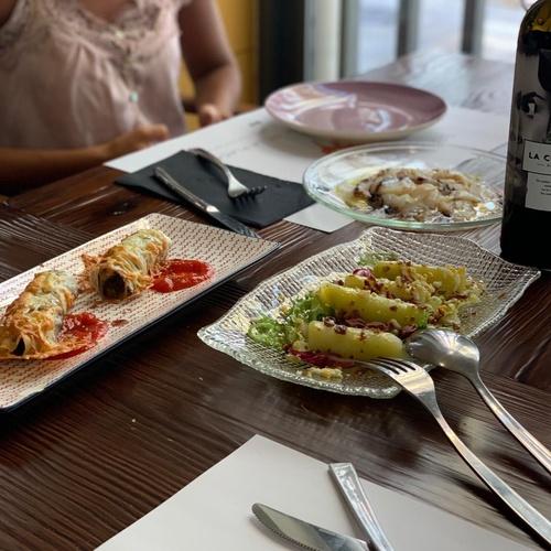 Menú del día en Gandía