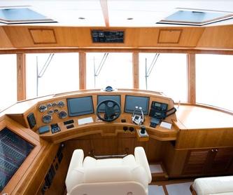 Automatización Naval: Servicios de R&A Ingeniería