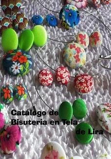 Bienvenida Primavera! El Catálogo de Primavera de Bisutería en Tela de Lira ya puedes conocerlo!