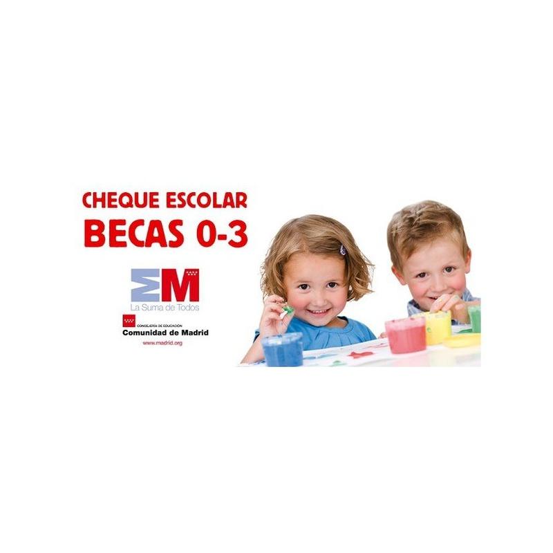 Becas CAM: Servicios de Los Pequeñitos Escuela Infantil