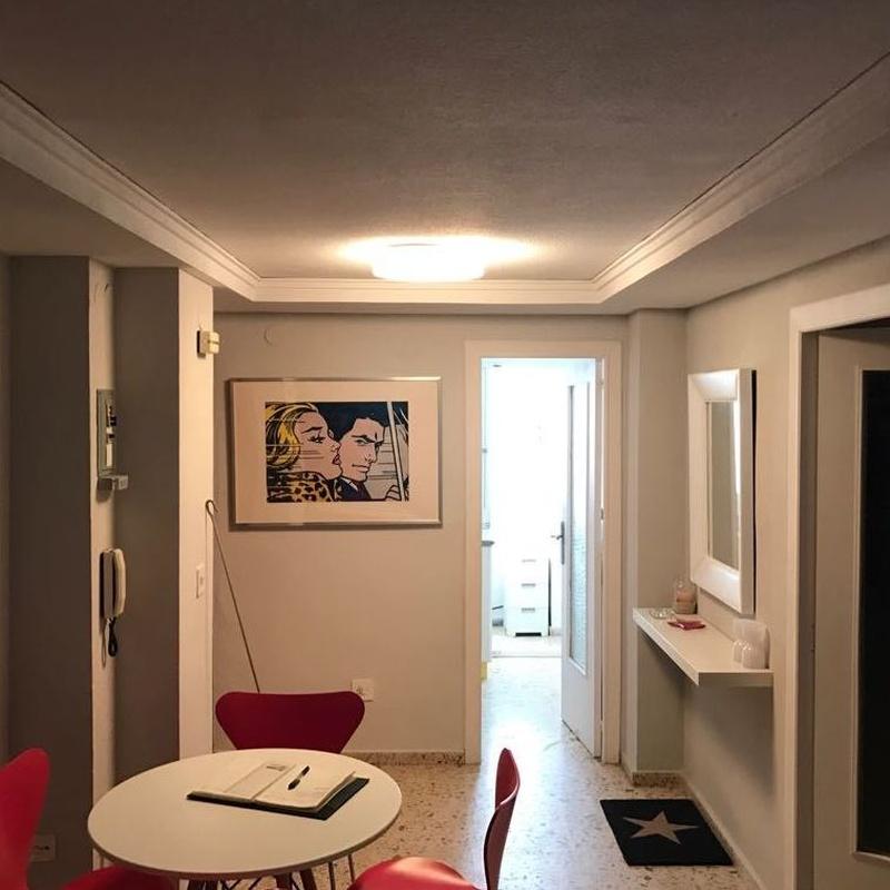 Reformas integrales de pisos en Valencia