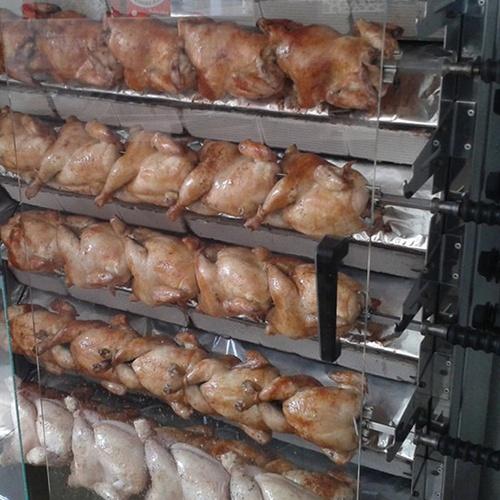Los mejores pollos asados