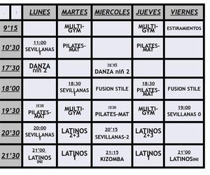 Todos los productos y servicios de Escuelas de música, danza e interpretación: Academia de Baile y Danza Tatiana