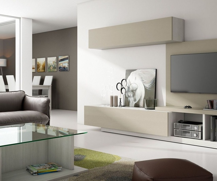 Salones TORGA: Catálogo de muebles y sofás de Goga Muebles & Complementos