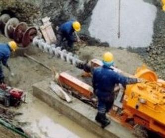 Pozos para extracción de biogas en vertederos: Servicios de Perforaciones Jocal