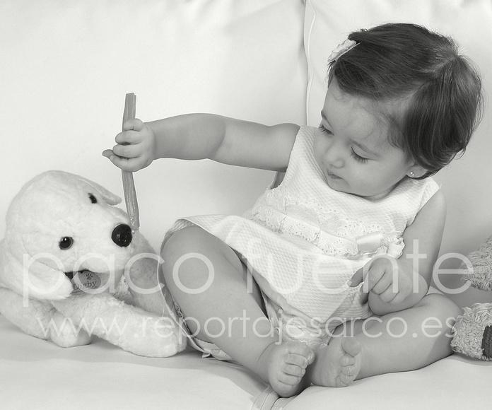 Fotografía infantil en Burgos
