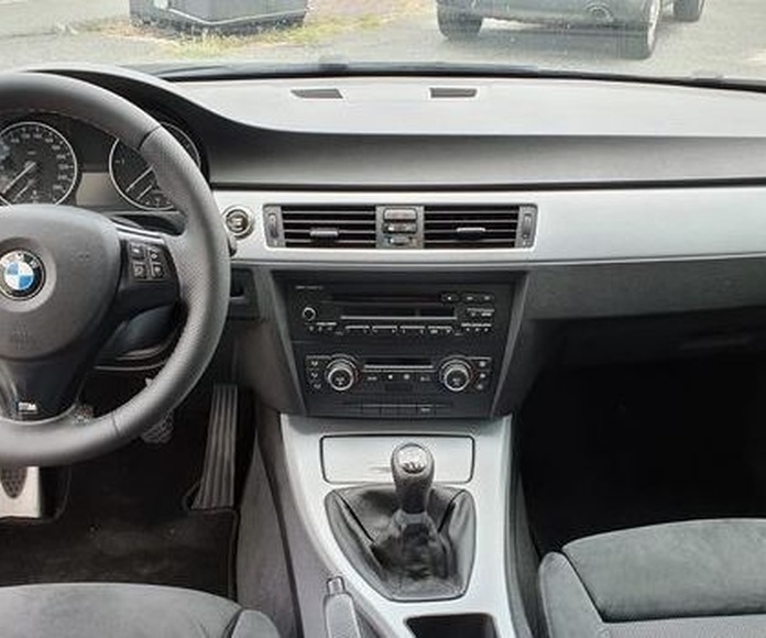 BMW 320D COUPE M INTERIOR Y EXTERIOR!! IMPECABLE!!: Compra venta de coches de CODIGOCAR