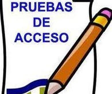 PRUEBAS ACCESO