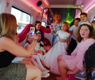 Discobus Sevilla comuniones
