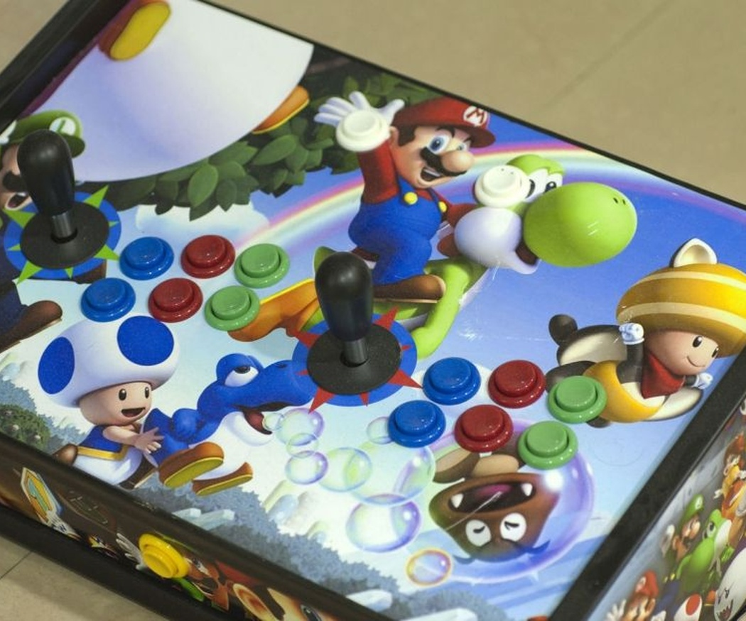 Otros juegos míticos de arcade