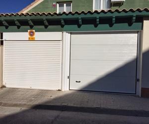 Cierres enrollables para garajes