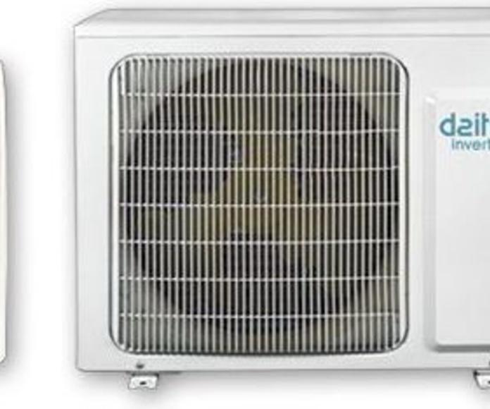 Modelo ASD9UI-DN: Aparatos de aire acondicionado de Instalaciones Hermanos Munuera