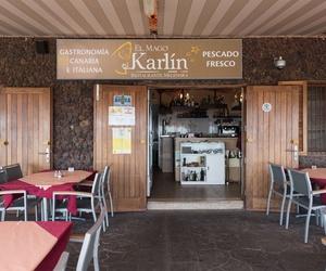 Restaurante de comida italiana y canaria en Telde