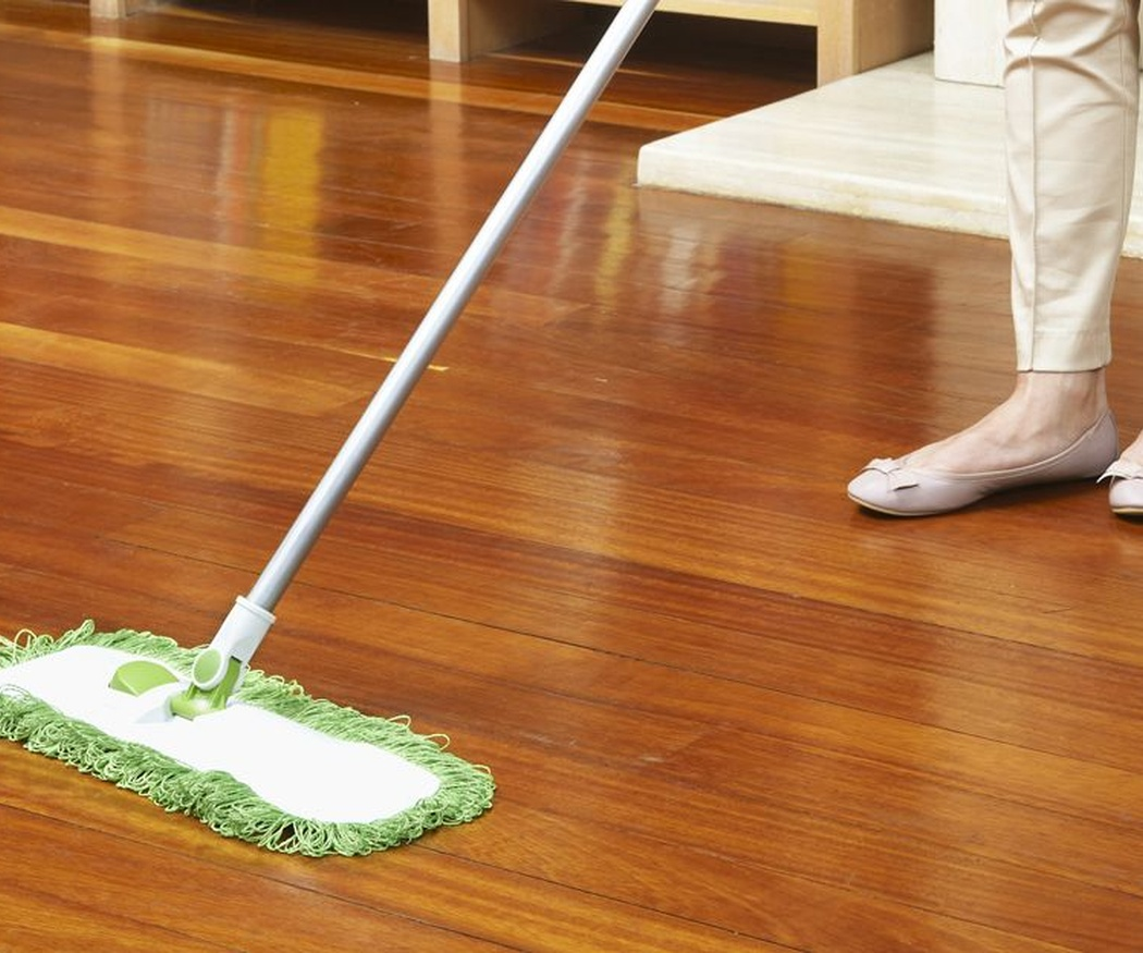Cómo cuidar el suelo de parquet