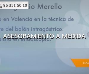 Médicos especialistas Aparato digestivo en Valencia | Clínica Merello