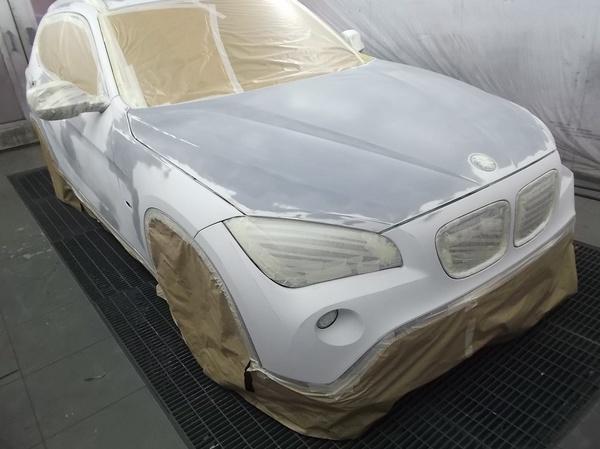 Reparación en taller de chapa y pintura en Torrelavega