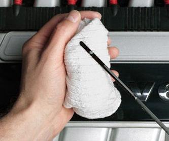 Chapa y pintura: Servicios de Talleres Micar