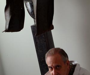 Estudio de fotografía José Luis Sanz. Retrato editorial. Manolo Valdés
