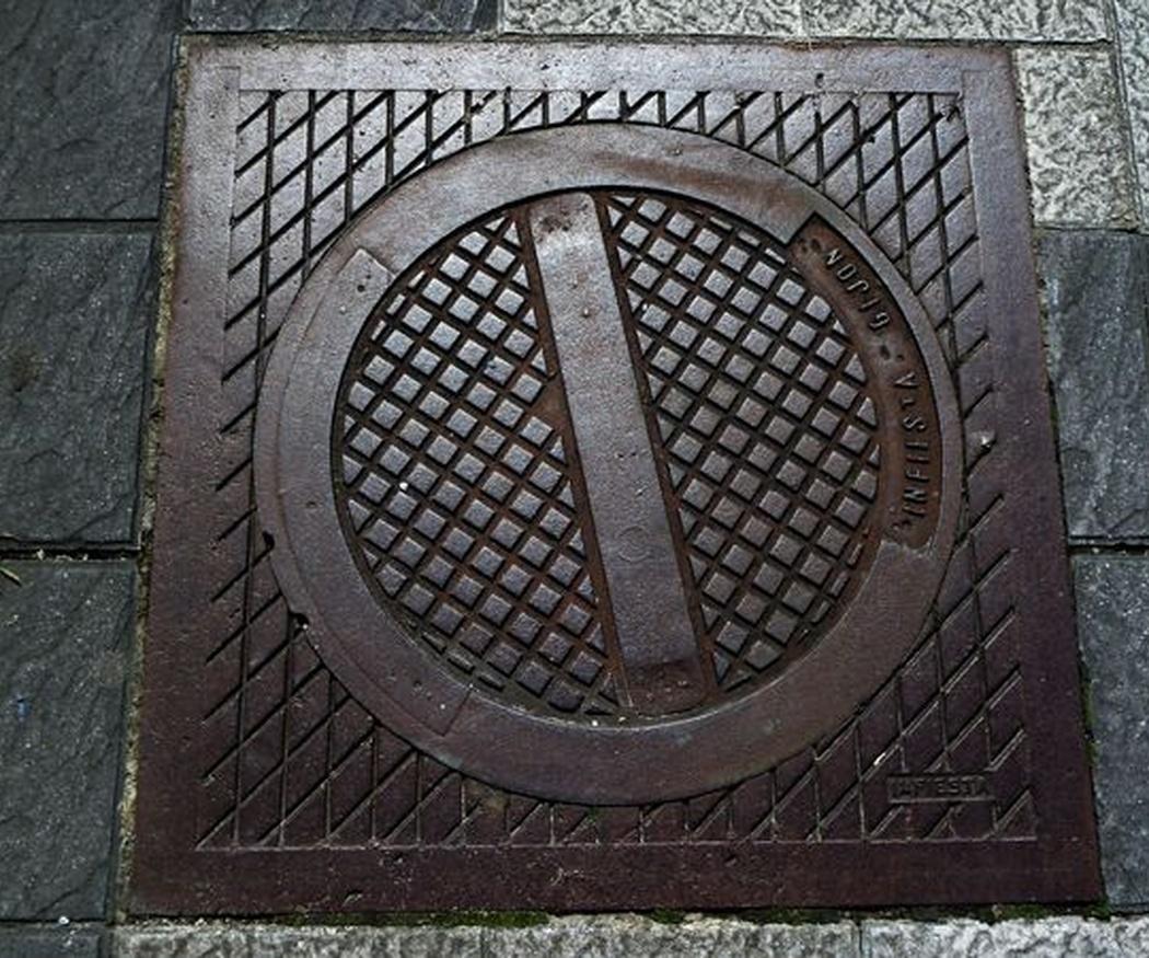 La historia del alcantarillado de Gijón