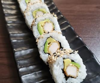 Fórmula 4: Platos de My Sushi