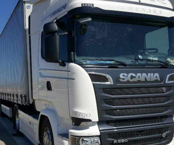 Rutas: Servicios de Transportes José Luis Almenara