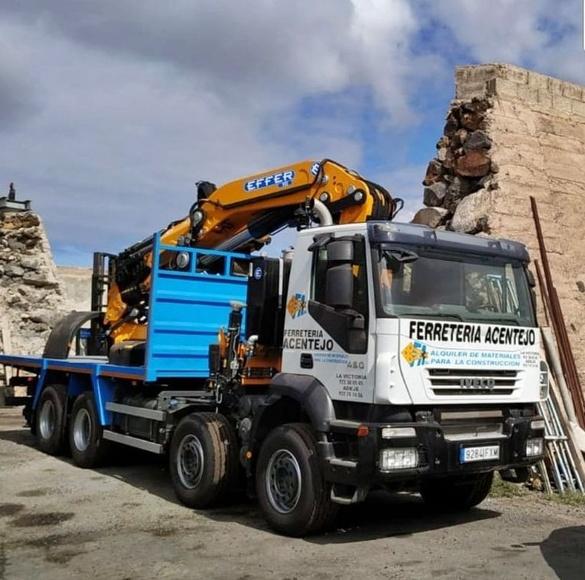 Servicios de camiones-grúa