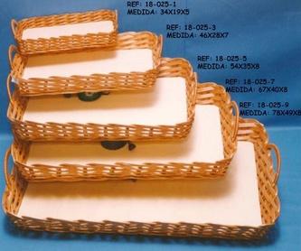 Tireta de junco para rollar: Productos y materias primas de Estilo 2 Bambú, S.L.
