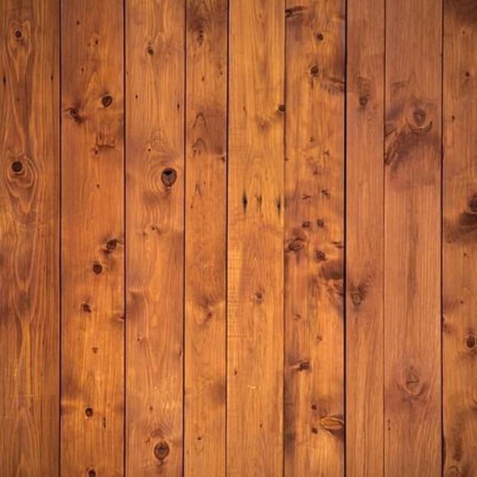 La humedad y los suelos de madera