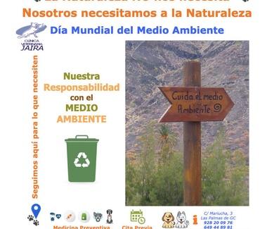 La Naturaleza NO nos necesita - Nosotros necesitamos a la Naturaleza