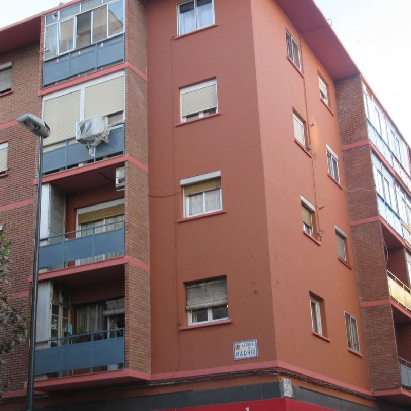 Rehabilitación de fachadas: Servicios de K-2 Trabajos Verticales