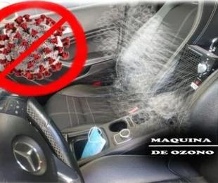 Desinfección del vehículo tras la reparación