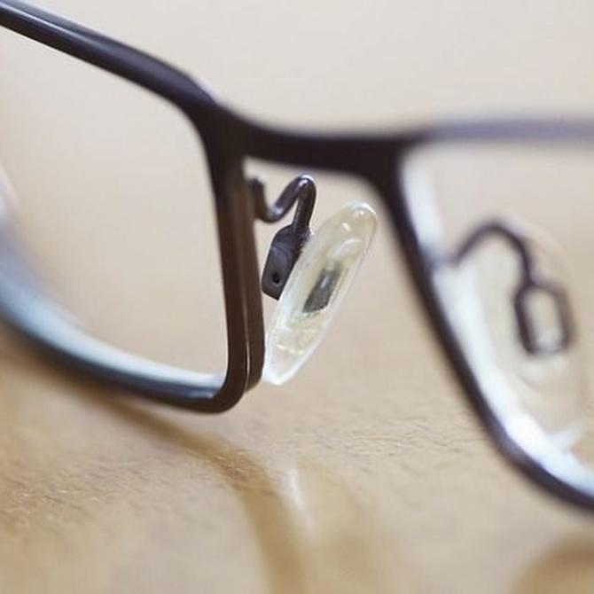 Materiales de las gafas graduadas